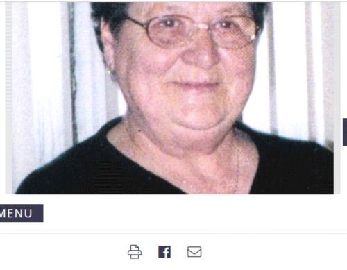 Muriel Roy  2020 avis de deces  NecroCanada