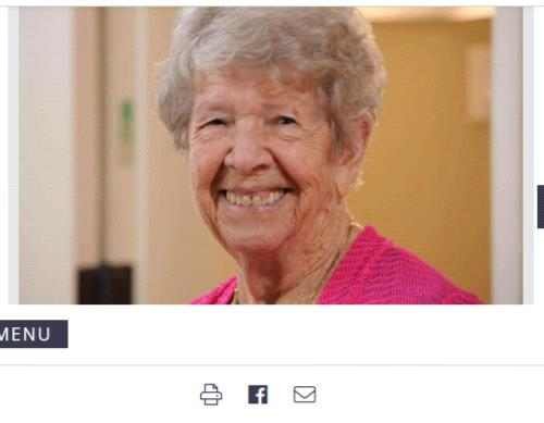 Violet Babin  2020 avis de deces  NecroCanada