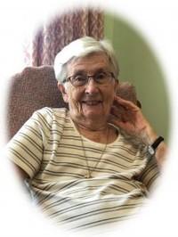 Mary Edith Florence McLure Moase  2021 avis de deces  NecroCanada
