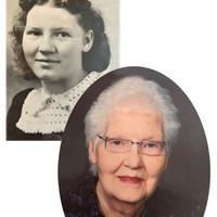Elaine Thompson  March 14 1932  January 22 2021 avis de deces  NecroCanada