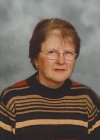Therese Chabot  (1939  2021) avis de deces  NecroCanada