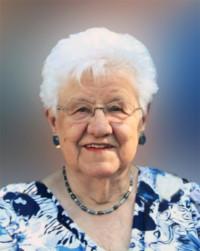 Mme Jeannette Lavergne nee Louis-Seize 3 fevrier   2021 avis de deces  NecroCanada