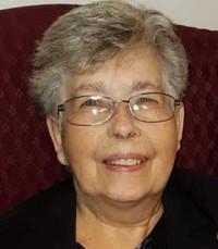 Joyce Irene Durk  Sunday February 14th 2021 avis de deces  NecroCanada