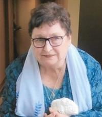 Helen Mae Keys Lamory  Friday February 12th 2021 avis de deces  NecroCanada