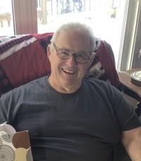 Peter Charles Moore  Sunday February 21st 2021 avis de deces  NecroCanada