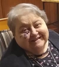 Rose Ainis  Thursday February 25th 2021 avis de deces  NecroCanada