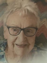Doris Mae Rosamond Wheeler  March 4 1928  March 2 2021 (age 92) avis de deces  NecroCanada