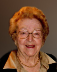 Mme Berthe Larocque 2 mars   2021 avis de deces  NecroCanada