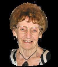 Marilyn Rose McLean nee Thrasher  2021 avis de deces  NecroCanada