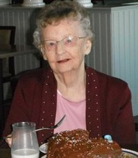 Marjorie Jean Grant  19272021 avis de deces  NecroCanada