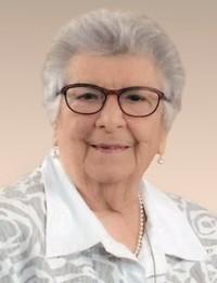 Mme Elvire Nogues Alias  1930  2021 avis de deces  NecroCanada