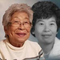 KURAHASHI Shigeko 'Sugar'  January 12 1930 — April 14 2021 avis de deces  NecroCanada