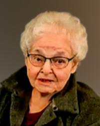 Mme Madeleine Clement Lafortune 19 avril   2021 avis de deces  NecroCanada