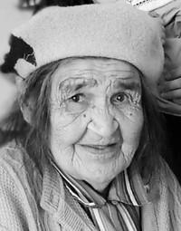 Mme Therese Petiquay Basile  2021 avis de deces  NecroCanada