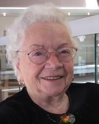 Irene Marta Zirngibl  2021 avis de deces  NecroCanada