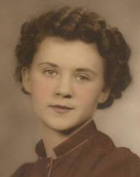 Gladys Olive Malcolm nee Dean  November 3 1922  May 1 2021 avis de deces  NecroCanada