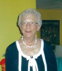 Eleanor Grace Kelly Fox  Sunday May 23rd 2021 avis de deces  NecroCanada