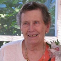 Ruth Yvonne Hoyes  August 02 1923  May 21 2021 avis de deces  NecroCanada