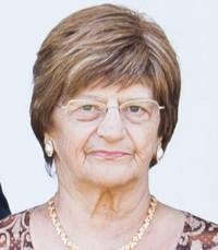 Dora Mary Compagnone  Monday May 31st 2021 avis de deces  NecroCanada