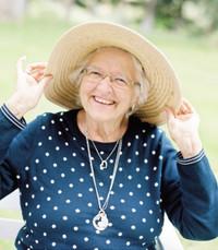 Elizabeth Wingfield  Monday May 31st 2021 avis de deces  NecroCanada