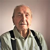 Clifford Erick Weberg  October 3 1920  June 1 2021 (age 100) avis de deces  NecroCanada