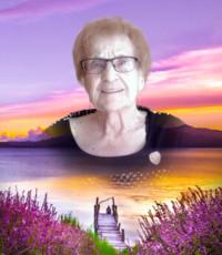 Noelline Gaudreault  2021 avis de deces  NecroCanada