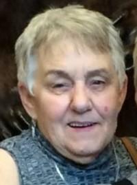 Pauline Hynes Mitchell  November 5 1944 to June 4 2021 avis de deces  NecroCanada