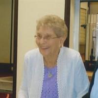 Joyce Christie  February 13 1927  June 4 2021 avis de deces  NecroCanada