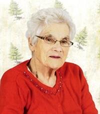 Mildred Mary Clarke Rennie  Sunday June 6th 2021 avis de deces  NecroCanada