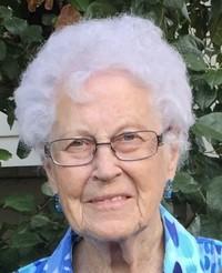 Florence Dorothy Bowie  August 10 1927  June 3 2021 (age 93) avis de deces  NecroCanada