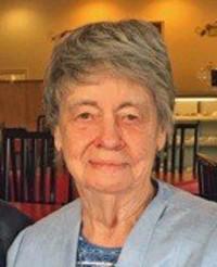 Janet Florence Johnston  2021 avis de deces  NecroCanada