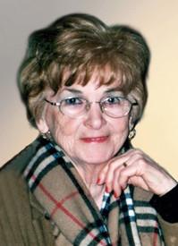 Mme Madeleine MOREAU  Décédée le 14 janvier 2021
