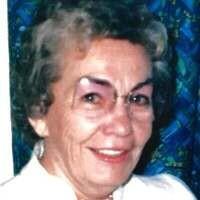 Alma Elizabeth Richardson  November 11 1921  May 22 2021 avis de deces  NecroCanada