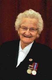Eva Brown 1923-2021 avis de deces  NecroCanada