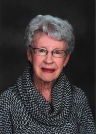 Barr Margaret Marnie  2021 avis de deces  NecroCanada