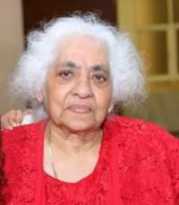 Beatrice Kulamany Thavarajasoorier  Monday June 7th 2021 avis de deces  NecroCanada