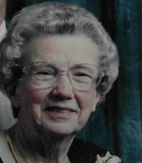 Bessie Gwendolyn Evans  Friday June 11th 2021 avis de deces  NecroCanada
