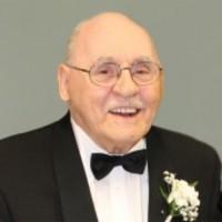 DOUCET Edmond  1925  2021 avis de deces  NecroCanada