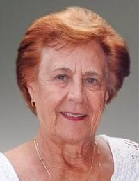 Mme Lucie Robillard nee Trottier  1937  2021 avis de deces  NecroCanada