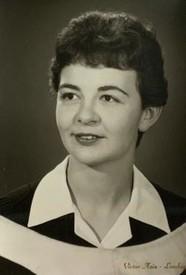 Gertrude Sanderson  1936  2021 avis de deces  NecroCanada
