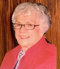 Gertrude Trejbal Olshevski  Friday June 11th 2021 avis de deces  NecroCanada