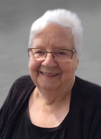 Therese Bahl  1932  2021 avis de deces  NecroCanada