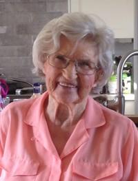 Edna May Preston  2021 avis de deces  NecroCanada
