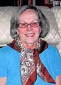 Elizabeth Betty Peterson  March 16 1930  June 19 2021 avis de deces  NecroCanada
