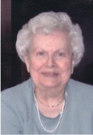Louise Evelyn Morse  March 30 1923  June 10 2021 avis de deces  NecroCanada