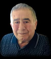 Vincenzo Salvati  2021 avis de deces  NecroCanada