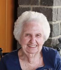 Elizabeth Betty McKinnon  Friday May 28th 2021 avis de deces  NecroCanada