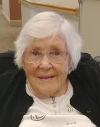 Mary Jean Robinson  19272021 avis de deces  NecroCanada