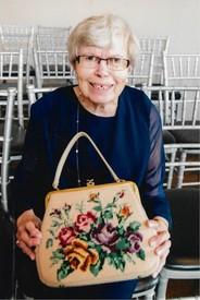 Elizabeth Saunders  July 9 1932  June 24 2021 (age 88) avis de deces  NecroCanada