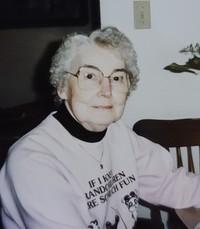 Evelyn Doreen Bush  Thursday June 24th 2021 avis de deces  NecroCanada